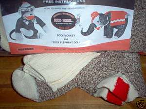 Rockford Red Heel Socks for monkey+patterns SM (2 pr) 087839060405