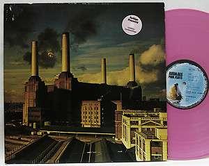 Pink Floyd Animals Pink Vinyl Limitierte Auflage NM # Z