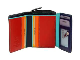 Visconti New Collection Spectrum Soft Leather Multi Colored Ladies
