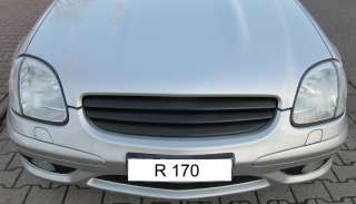 Mercedes Grill Kühlergrill SLK R170 Brabus AMG
