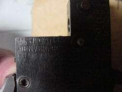 Remington Model 788 M.H. Canjar Adjustable Trigger 540X 541S 580 581