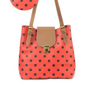 Fashion Japan VIVI sty Super Cute Candy Retro Dot messenger bag