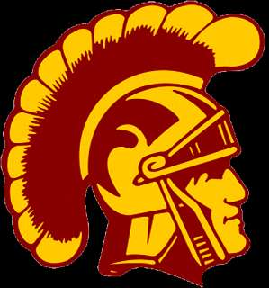 USC University of Southern California Trojans Football Candy Molds Lot