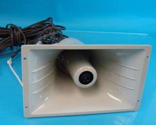 Powerhorn PA Loud Speaker Radioshack Outdoor Indoor 40 1307