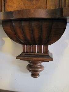Antique RA Regulator Wall Clock Circa 1890s Mylar Dial