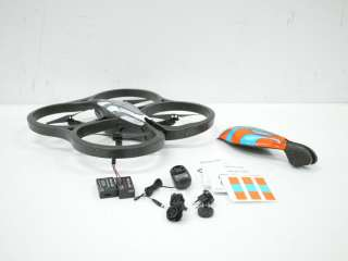 Drone Quadricopter Controlled by iPod touch, iPhone, iPad, and Android