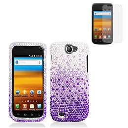Colourful Hard Cover Case for Samsung Exhibit 2 4G T679 Phone w/Screen