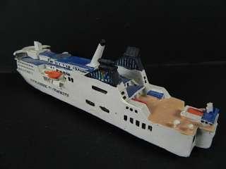 Schiff Modell Auto Fähre Mecklenburg Vorpommern,17 cm Polyresin,Deu