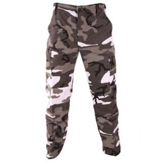 PROPPER URBAN CAMO POLY COTTON TWILL BDU PANTS (clothing cargo trouser
