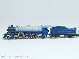 Marklin Z Baltimore & Ohio Type Pacific Steam Locomotive B&O 5 pole