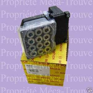 Boitier Calculateur ABS AUDI A4 A6 A8 BOSCH 1273004358