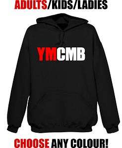 YMCMB Hoodie Young Money Lil Wayne/Drake/Weezy/Nicki Minaj   Kids