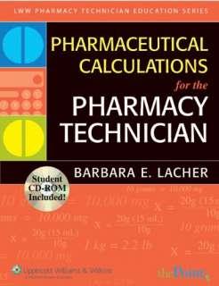 Pharmaceutical Calculations the Pharma  Barbara Lacher