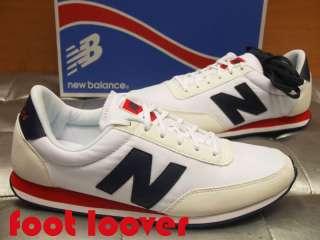 Scarpe New Balance 410 U410MWN sneakers uomo white