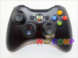 NEW 8 MODE BLACK XBOX 360 RAPID FIRE MODDED CONTROLLER for COD BLACK