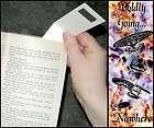 BOLDLY GOINGNOWHERE: Star Trek Magnetic Bookmark ~ N