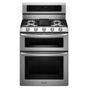 KitchenAid: KDRS505XSS 30 Inch,5 Burner 6.7 cu. ft. 30 Freestanding