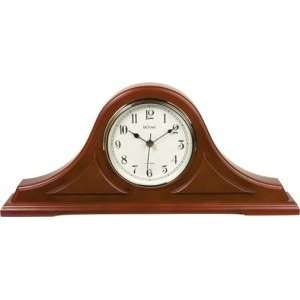 La Crosse Technology Radio controlled Tambour Styled Mantel Clock 801