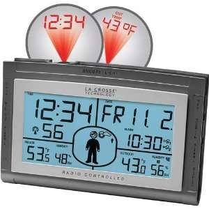La Crosse Wireless Weather Station GWP19: Patio, Lawn