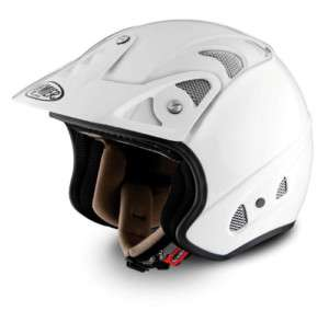 PREMIER CASCO CASQUE JET FREE TRIAL BIANCO SIZE SMALL