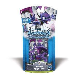 Skylanders CYNDER Spyros Adventure Figure Single Pack NEW Wii