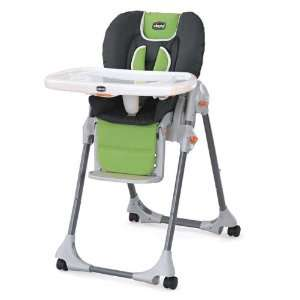 Chicco Polly High Chair (dbl Pad)   Midori: Baby