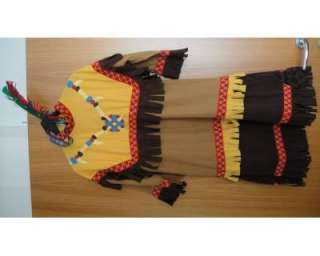 Costume carnevale bambina indiana 7   8 anni a Venezia    Annunci