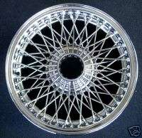 TRIUMPH STAG DAYTON CHROME WIRE WHEEL, NEW