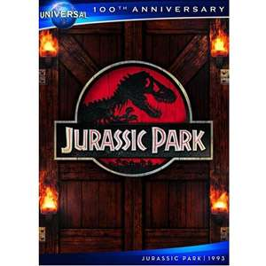 Jurassic Park (Universal 100th Anniversary Collectors Series) (With