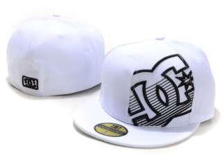 New Era Cappello DC cap, hat, baseball, hip hop, rap 7 3/8   59 CM