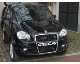 Miniauto  minicar microcar  aixam grecav a Porta Genova / Navigli