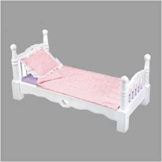 Melissa and Doug Baby Doll Bed