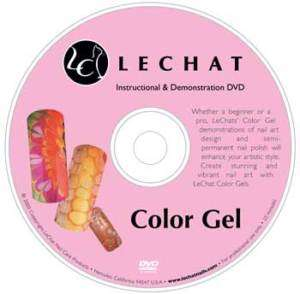 LeChat   Color Gel Instructional & Demonstration DVD