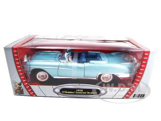 1958 Cadillac Eldorado Biarritz die cast model car by Road Signature