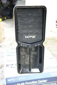 dell xps 730 Silver case tower case + 1000w power supply