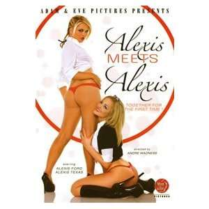 Adam & Eve Presents: Alexis Meets Alexis (Alexis Ford & Alexis