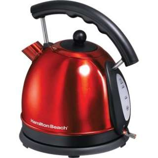 Hamilton Beach HB 10 Cup Electric Kettle in Tea Kettles  JR