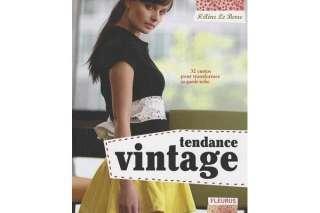 Livre FLEURUS tendance vintage