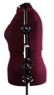 Dressmakers Dummy Mannequin Adjustable Dress Form Mannequins Sz 26 32