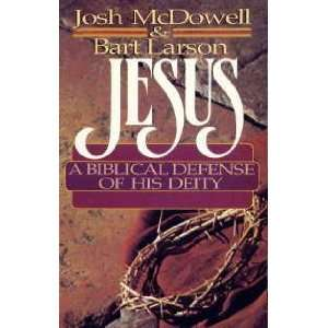 of His Diety (9780866051149): Josh McDowell, Bart Larson: Books