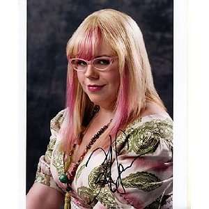 KIRSTEN VANGSNESS 8x10 Photo Signed In Person: Home
