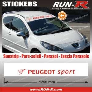 Pegatina Peugeot Sport   106 107 206 207 307 308 PE416