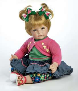New in Box Adora Denim and Daisies Doll 20