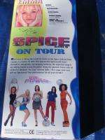 Emma Baby Spice Girls On Tour Series by Galoob 1998 BNIB