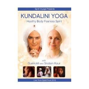 Gurmukh & Snatam Kaur: Kundalini Yoga Healthy Body Fearless Spirit