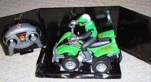 RC Kawasaki KFX 700 ATV Quad 4 Wheeler Full Function Remote