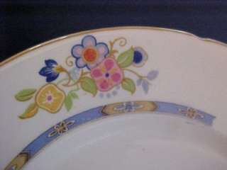 1925 Grindley TANJORE Chelsea Ivory Luncheon Plate