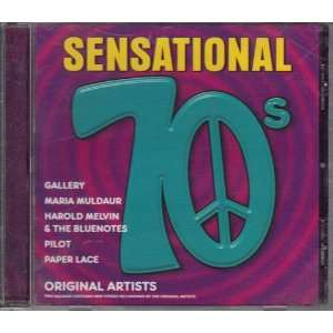 Sensational 70s (Purple 2002) [Import, Compilation]