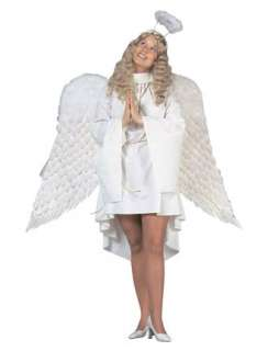 White Feather Angel Halo  Angel/Devil Accessories & Makeup for