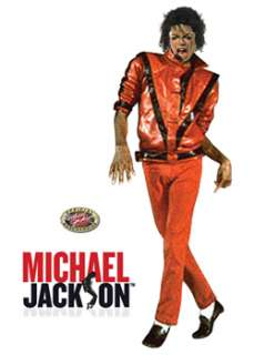 Michael Jackson Thriller Costume  Cheap Pop/Rock Stars Halloween
